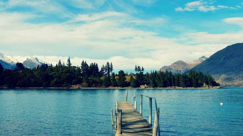 Travel on the Brain in Queenstown