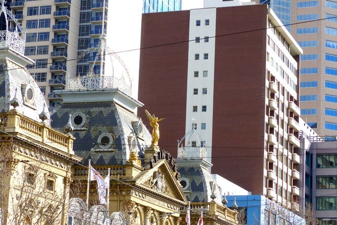 Melbourne's Eclectic Architecture Should Be a Reason to Visit - A Photo Diary