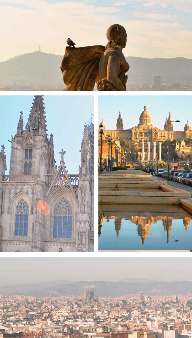 A Quick and Handy Guide to Barcelona