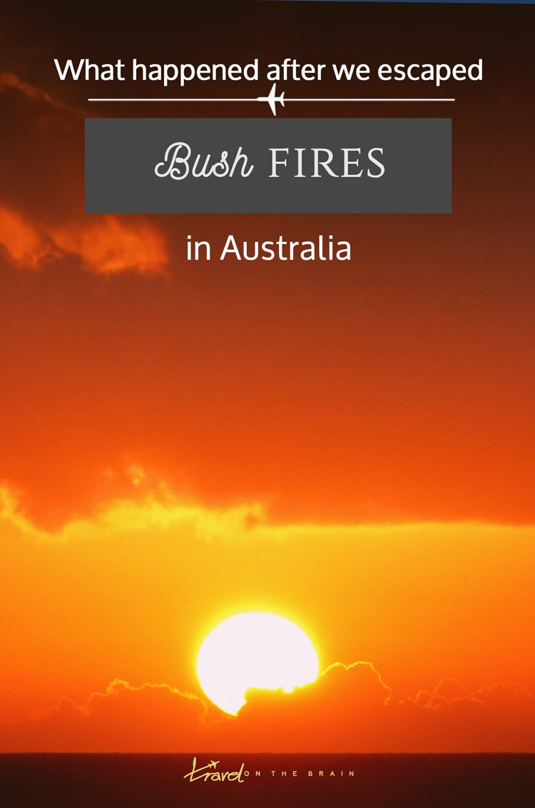 What Happened after We Escaped Bush Fires - Read part 5 of my crazy Australian adventures #sponsored