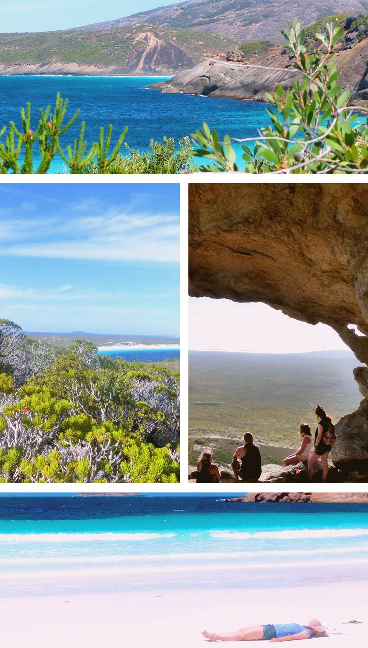 Where to See the Famous Kangaroo Beach + lots of hiking and a VIDEO!