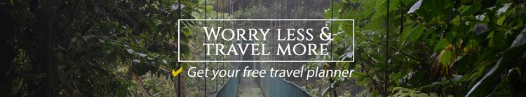 Get your free travel planner