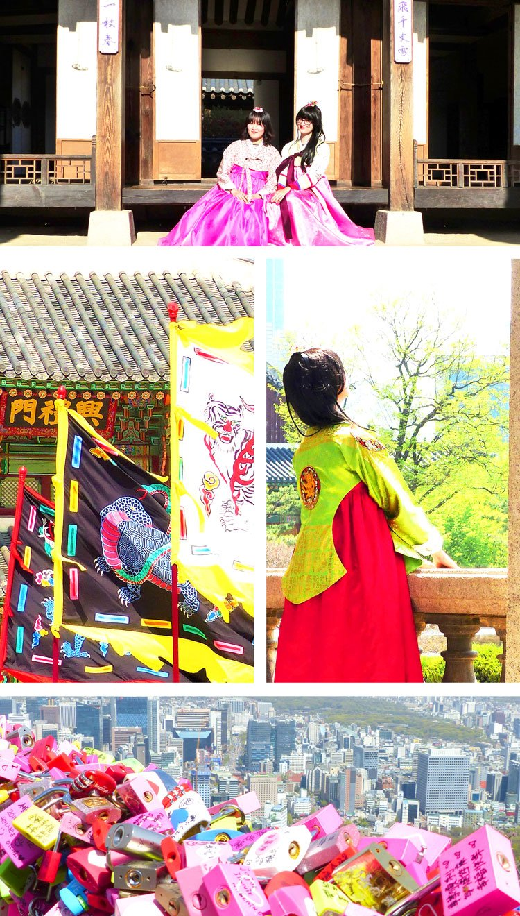 Korean Hanbok - Where to Rent it in Seoul