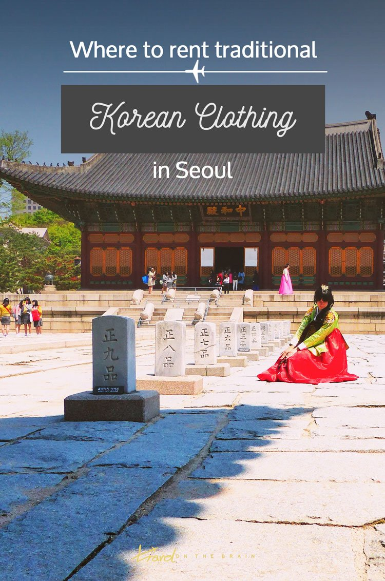 Korean Hanbok - Where to Rent it in Seoul #ad