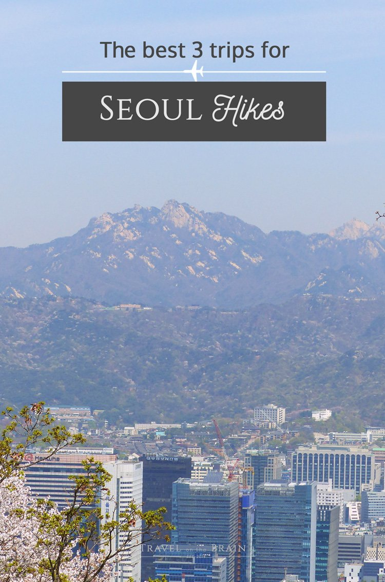 The Best 3 Day Trips for Seoul Hikes