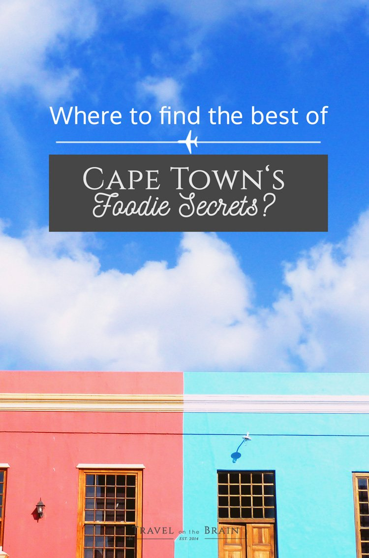 Where to Find the Best of Cape Town's Foodie Secrets? // Sponsored