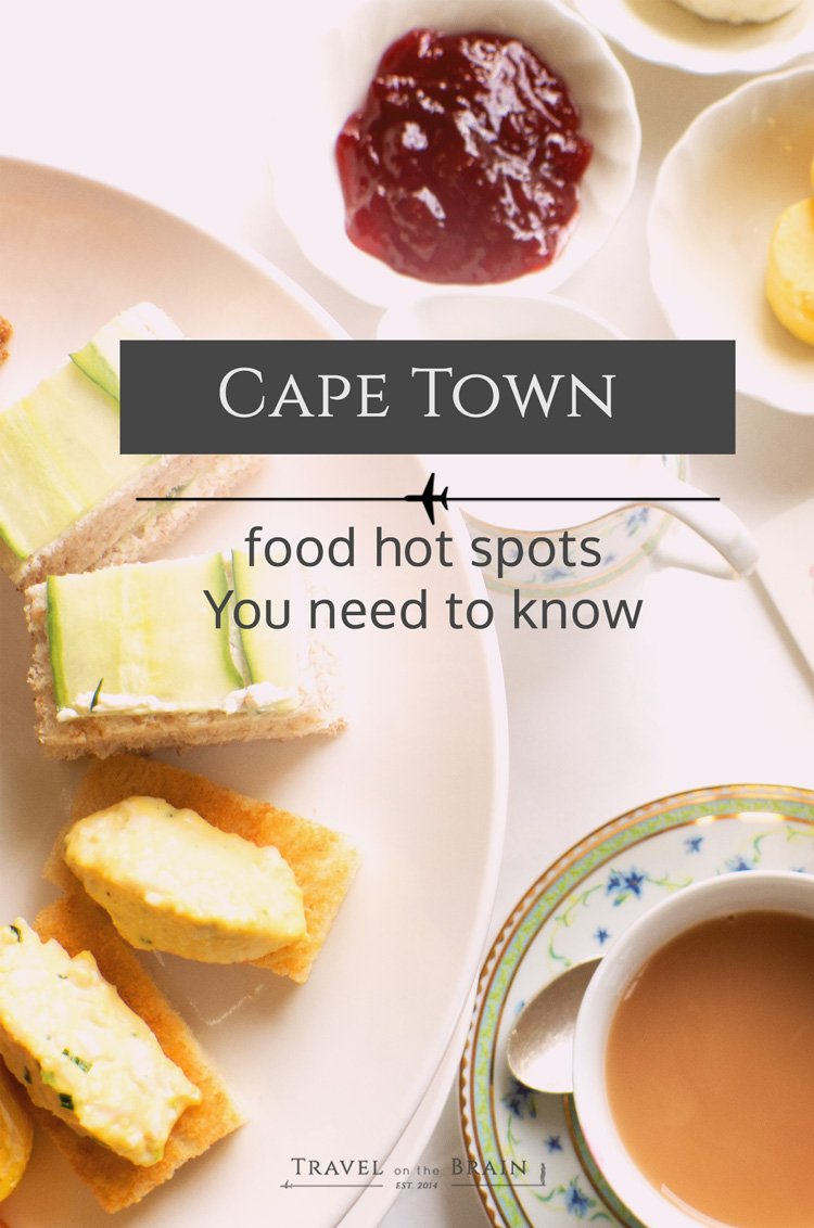 Cape Town Food Hot Spots You Need to Know // Sponsored
