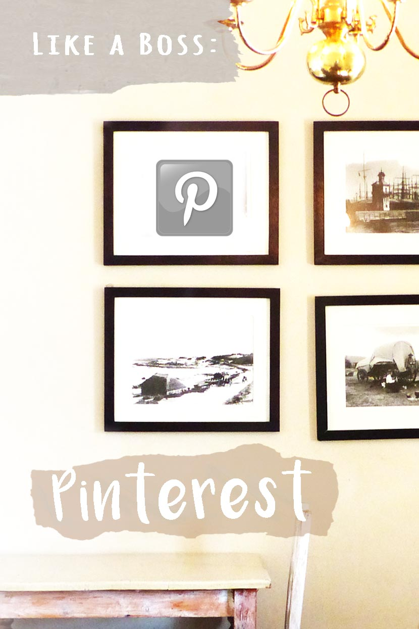 How to master pinterest like a boss + more from the social media series