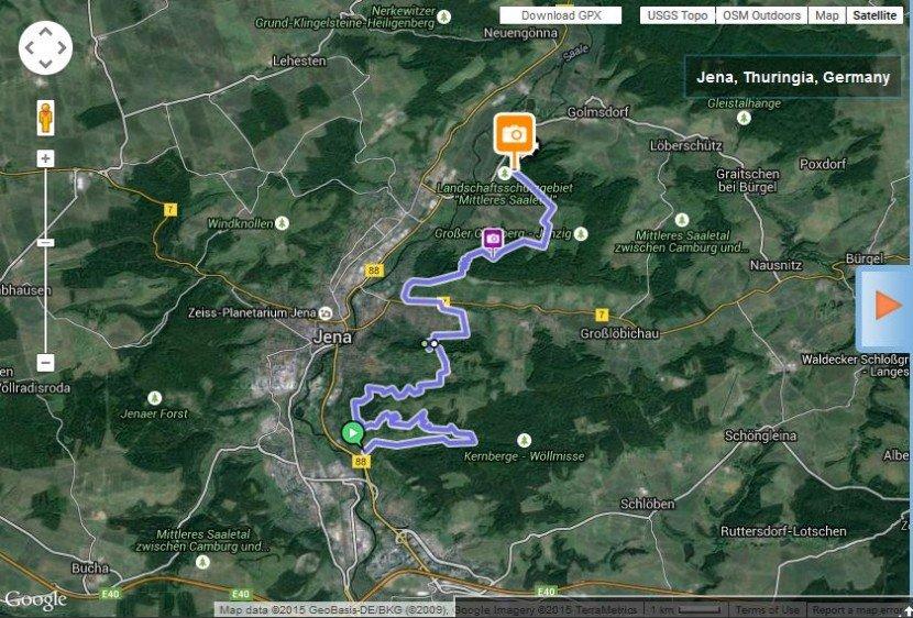 travelonthebrain-hiking-jena-horizontale-trail