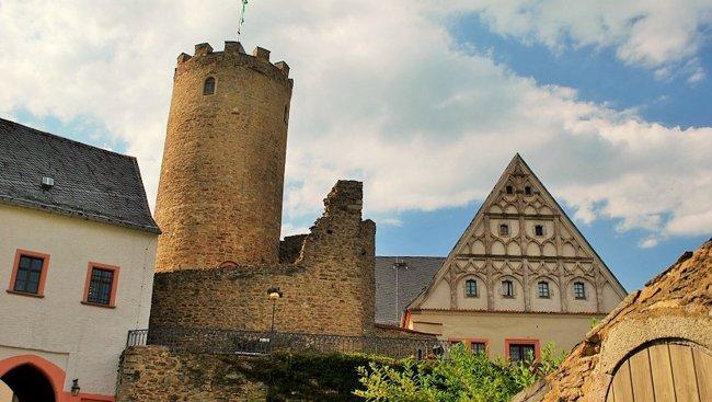 Fortress Quertfurt, Germany