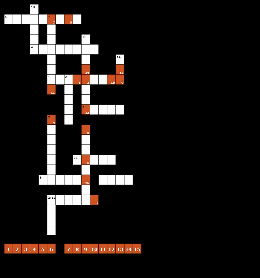 XWord Puzzle