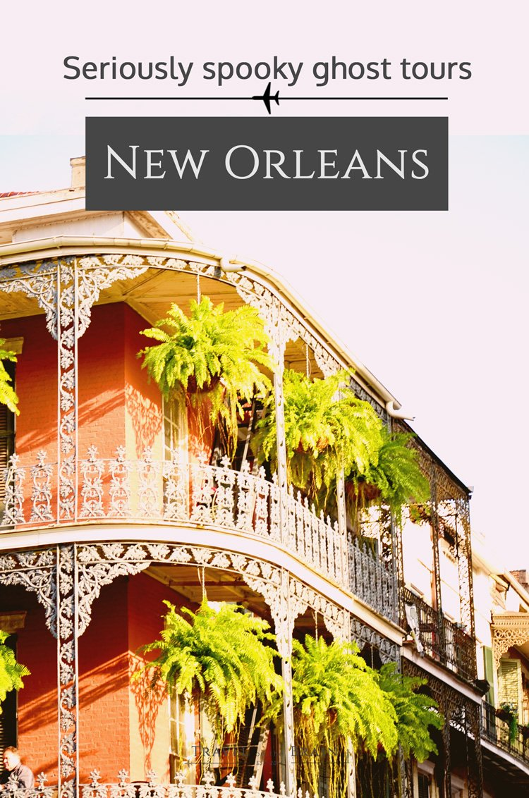 Seriously Spooky Ghost Tours in New Orleans // Sponsored