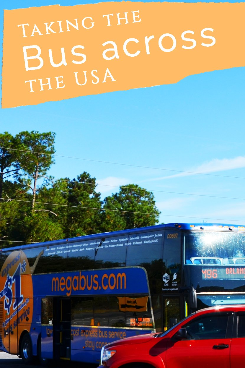 Travelling the USA by Bus – A Daring Adventure of 10 Cities in 30 Days // Sponsored