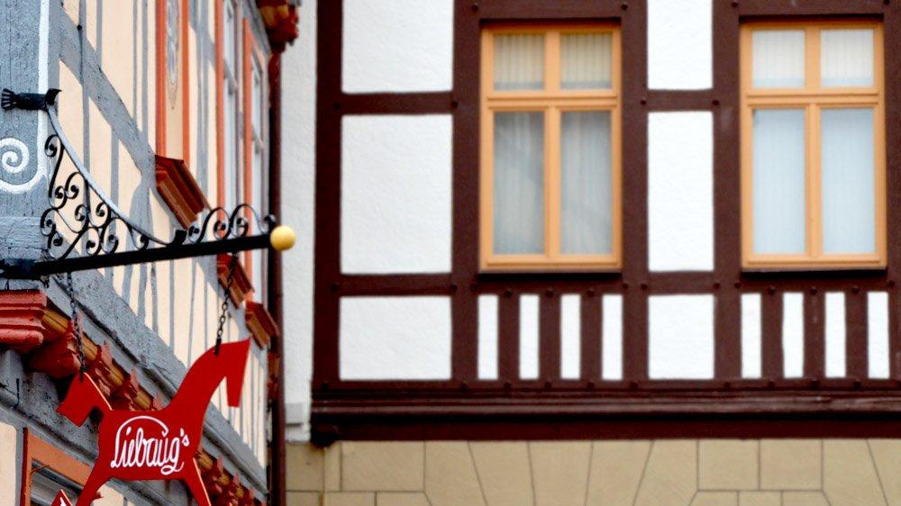 Ein Besuch bei Schmalkalden in Thüringen