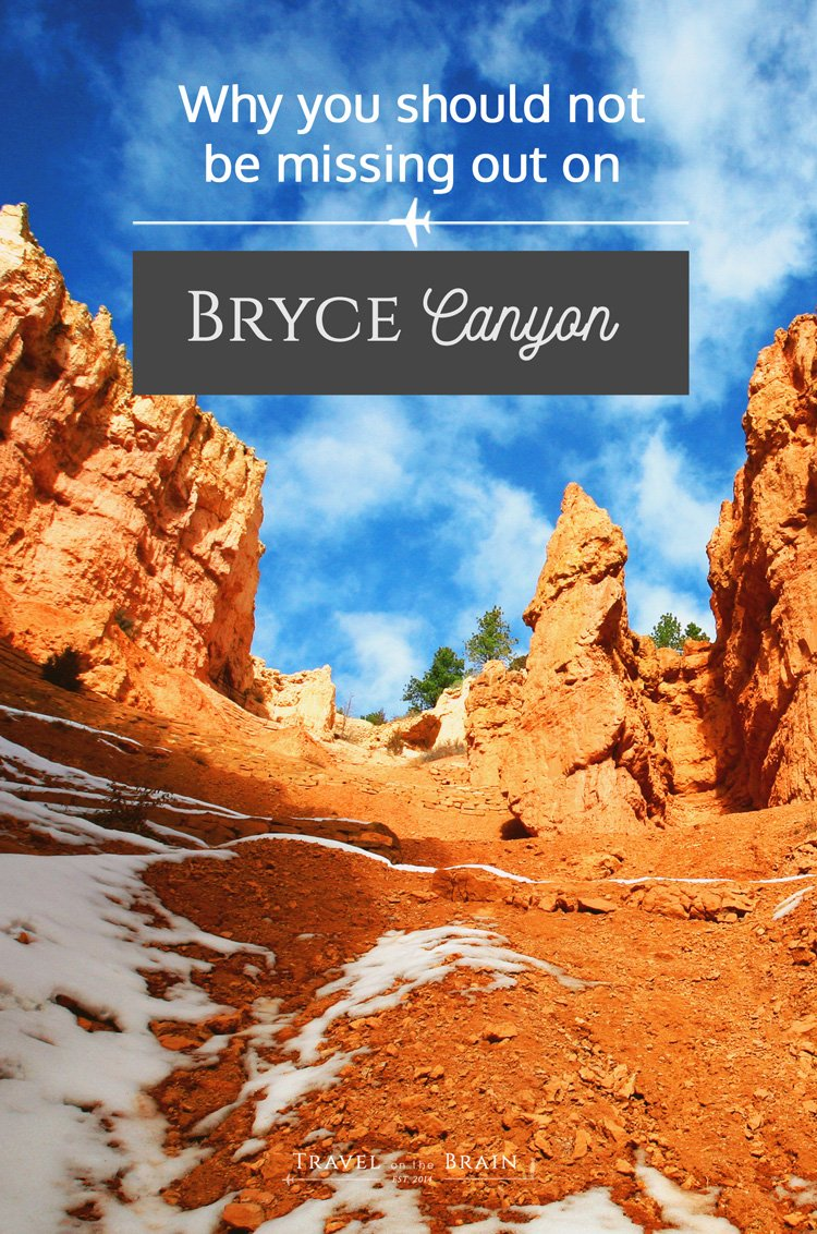 A gem in the USA: Bryce Canyon National Park - Here are all the reasons why: