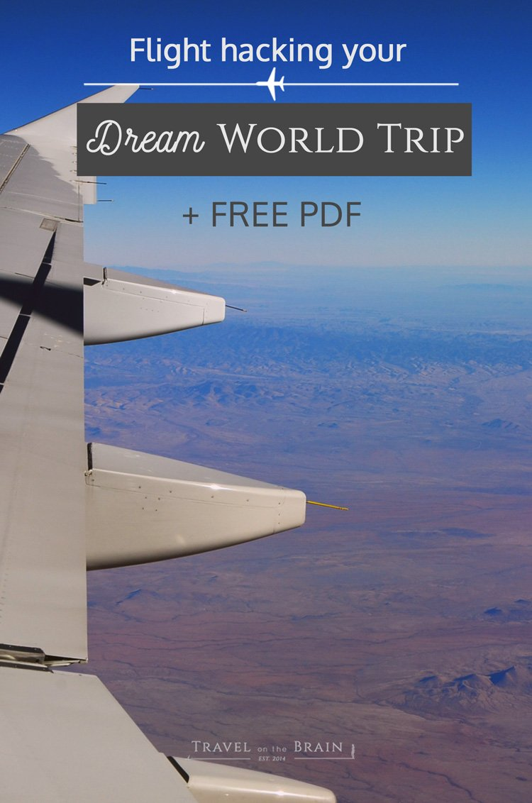 Flight hacking Your dream world trip with actionable steps and real life example + Free Download