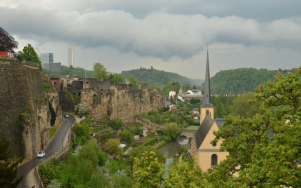 This Is Why Luxembourg is Unexpected - Of Castles, Stars and Brad Pitt