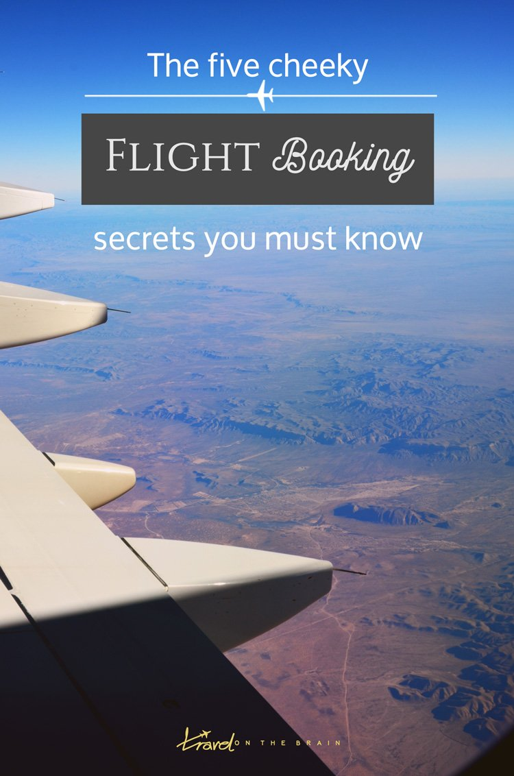5 cheeky flight booking hacks you must know + a free course on how to land more affordable trips and flights