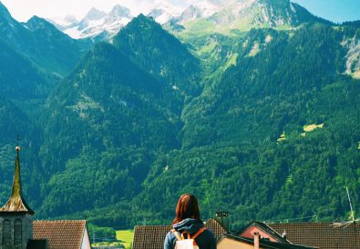 My Austrian Alp Holiday with Snow and Shakespeare in Summer // Sponsored