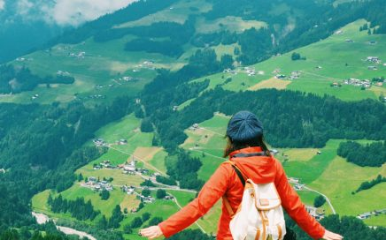 Why You Need to Know about the Austrian Alps, Cows and Lots of Food