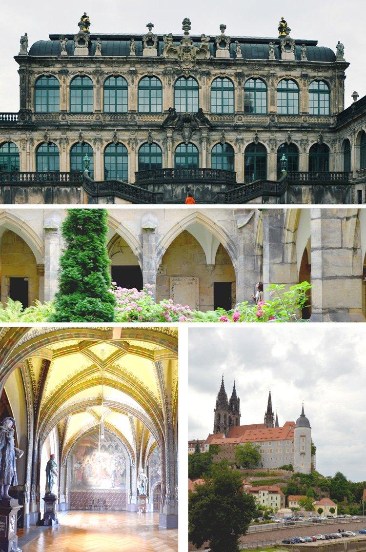 Famous Fairy Tale Castles in Germany - Dresden, Meissen