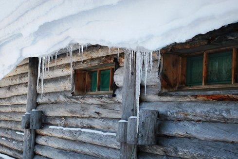 Saariselkä in Lapland