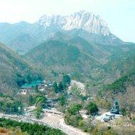 Outdoor adventures in Korea, Seokcho National Park