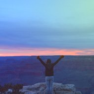 Solo travel around the world ideas - Grand Canyon