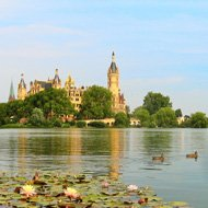 Solo travel around the world ideas - Schwerin