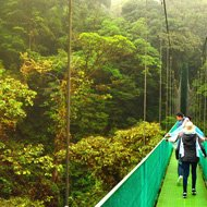 Solo travels around the world ideas - Costa Rica
