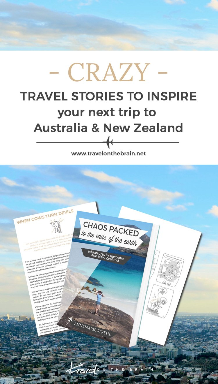 Get the travel stories in book form written by Travel on the Brain - on Amazon