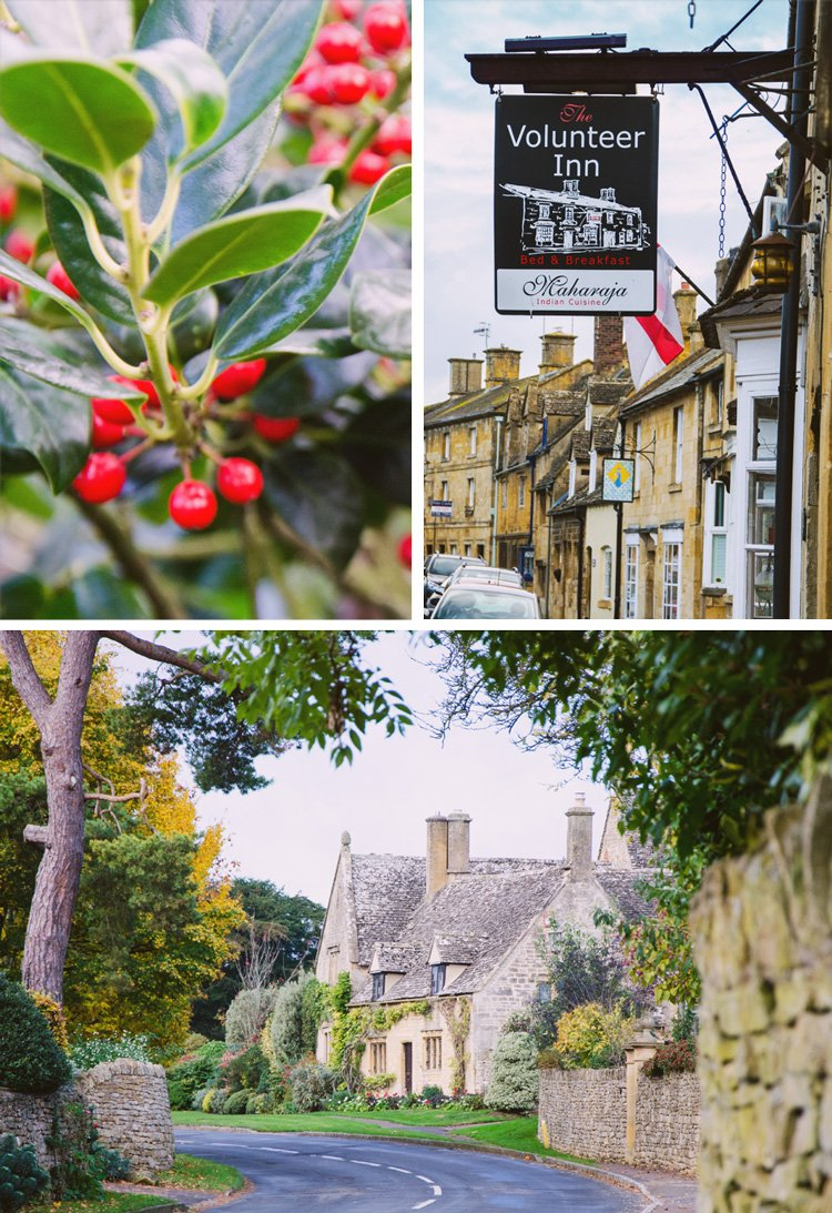 Chipping Campden in the English Cotswolds