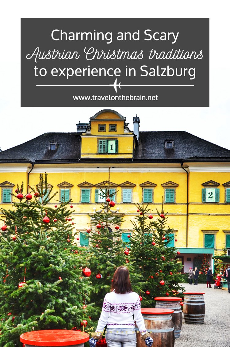 Charming and Scary Austrian Christmas traditions to experience in Salzburg