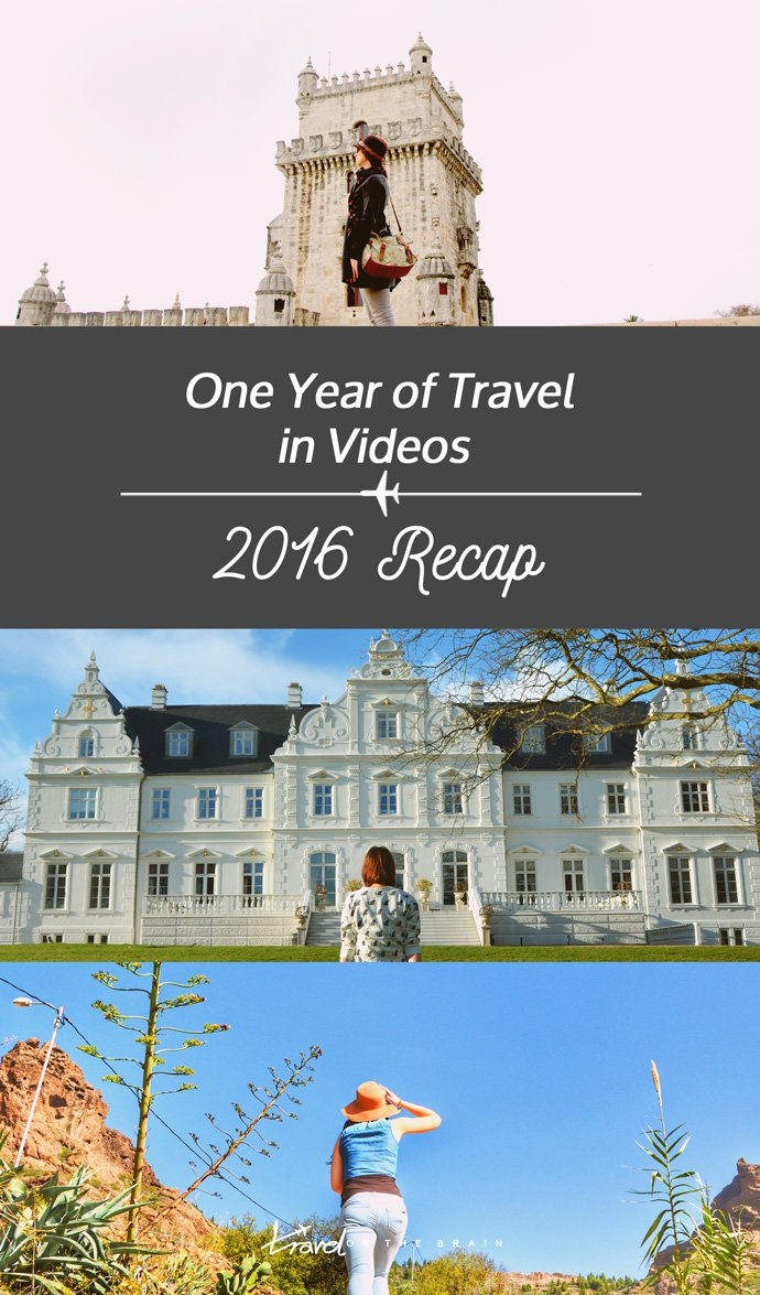 One Year of Travel - 2016 Recap