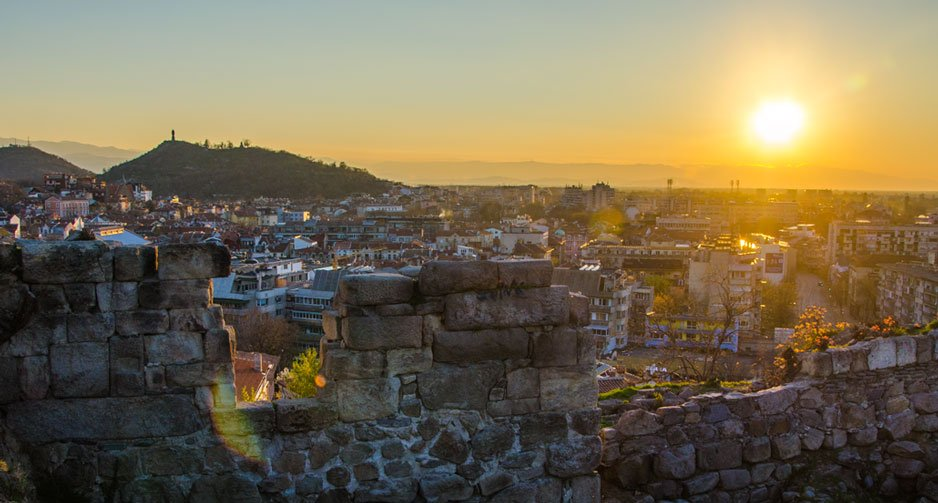 Magical Sunset Locations in Plovdiv and Their History