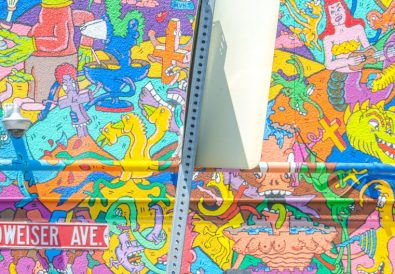 Getting Lost in Toronto Street Art in Little Portugal // Sponsored