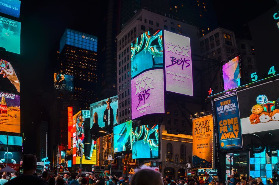 How to Score Broadway Discounts when You Forgot to Book in Advance - Times Square