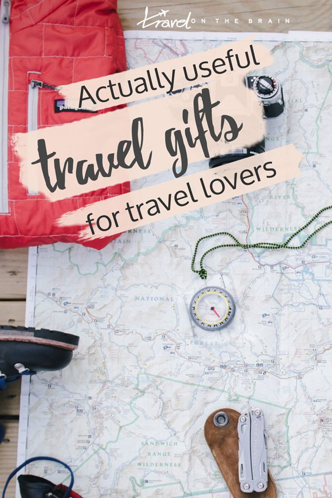 Actually Useful Travel Gifts for Travel Lovers (12 Days of Travelmas)