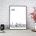 travel prints handmade