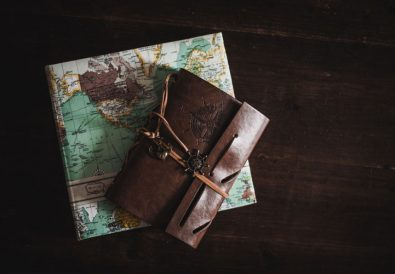 Unique Travel Journals to Kick Start Your Adventures