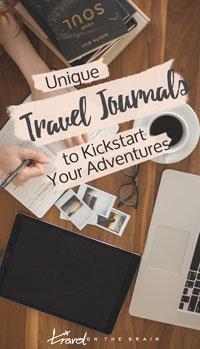 Unique Travel Journals to Kick Start Your Adventures