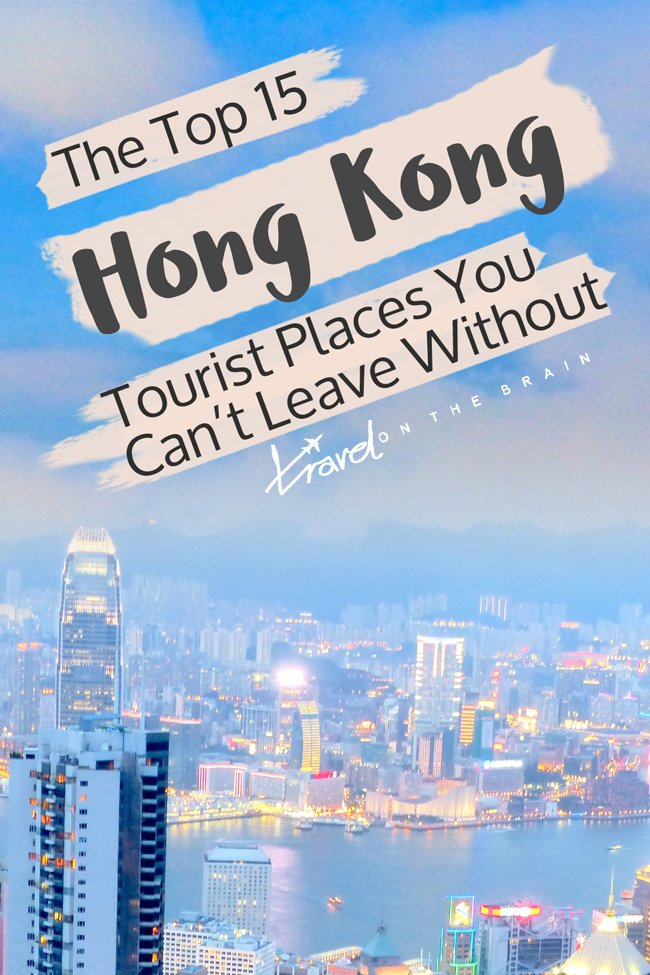 When you visit Hong Kong you quickly realise this small island state has it all. Mountains, beaches, city life, fashion sense and great food. Sure, life is at a fast pace but hurrying along sky bridges in style and seeing the illuminated harbour at night, what is there to complain? Maybe all the Hong Kong sightseeing overload? So here are the top 15 Hong Kong tourist places you absolutely must check out.