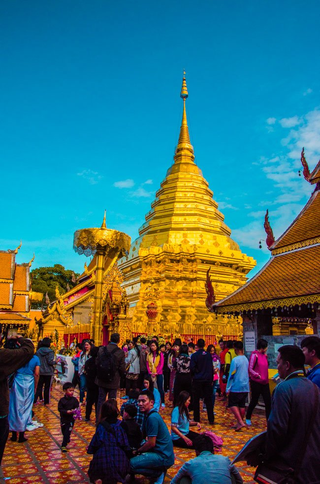 3 Day Itinerary for Chiang Mai, Chiang Rai and Surroundings