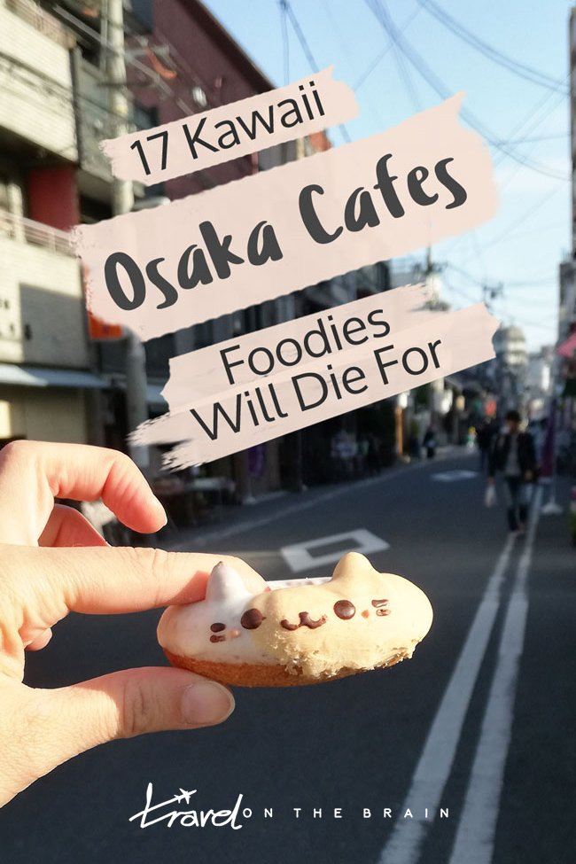 17 Kawaii Osaka Cafes Foodies Will Die For