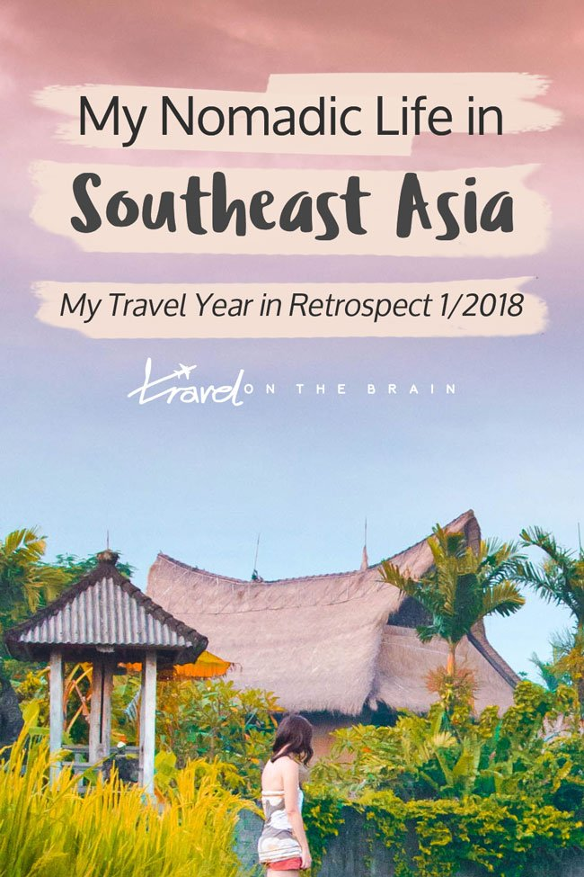 My Nomadic Life in South East Asia - What's it like as a digital nomad? Where do people stay? Here are some answers