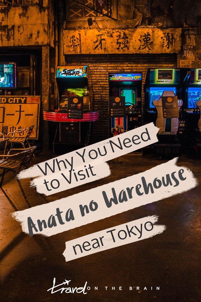 Why You Need to Visit Anata No Warehouse in Kawasaki