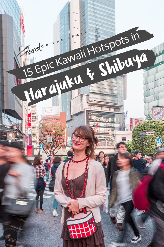 15 Epic Kawaii Clothes Hotspots in Harajuku and Shibuya for Fashionistas