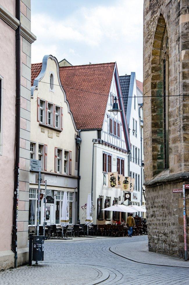 Erfurt Foodie Hotspots for True Thuringian Cuisine // Sponsored