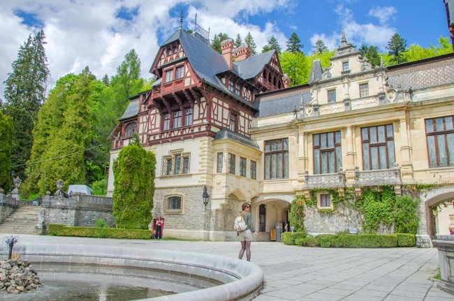 Peles Castle & Other Sinaia Romania Day Trip Ideas