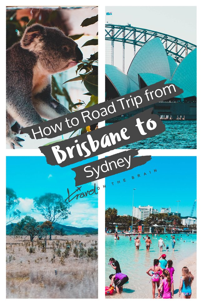 How to Road Trip from Brisbane to Sydney